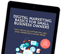 Digital Marketing Basics for Small Business Owners Cover